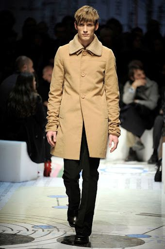 PRADA AUTUMN/WINTER 2010/11 MEN'S COLLECTION