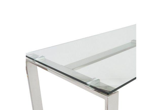 giles 48 glass desk clear office pinterest rh pinterest es