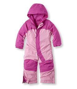 a515168958bf LLBean  Infants and Toddlers  Cold Buster Snowsuit