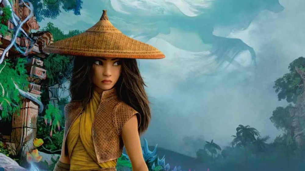 Disney Releases Trailer For New Animated Movie Raya And The Last Dragon 1 New Animation Movies Animated Movies Latest Hollywood Movies