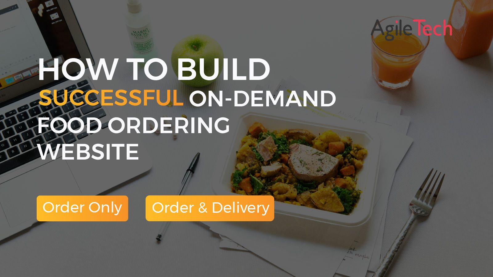 How To Make A Successful Online Food Ordering Website? in