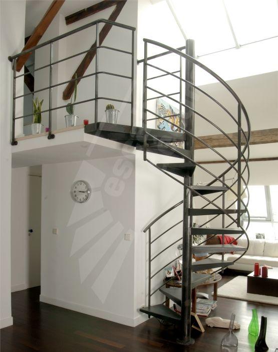 Escalier Helicoidal Escaliers Decors Escalier