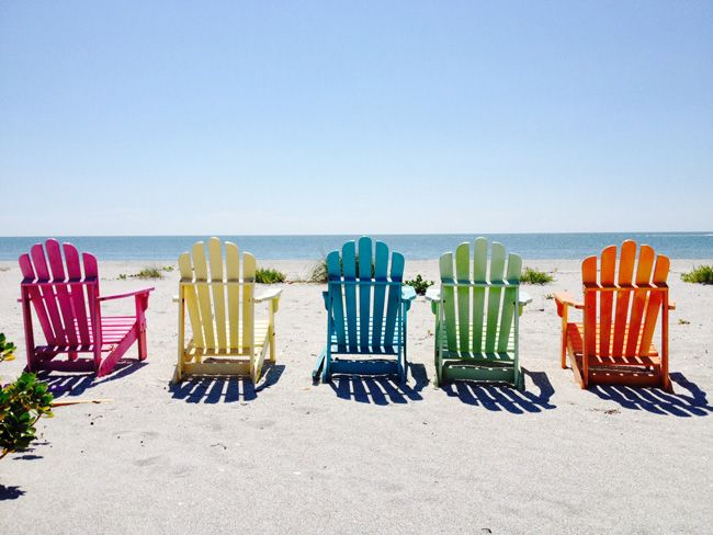 10 Beach Chairs You Want To Be Sitting In