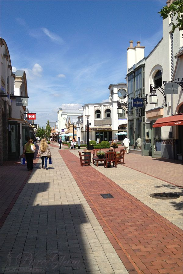New Video: Ingolstadt Village – Chic Outlet Shopping – 110 stores ...