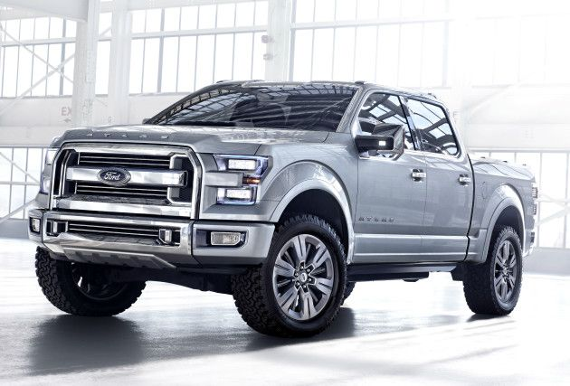 Ford Atlas Release Date >> Ford Atlas Concept Rides Ford Bronco Concept 2019 Ford