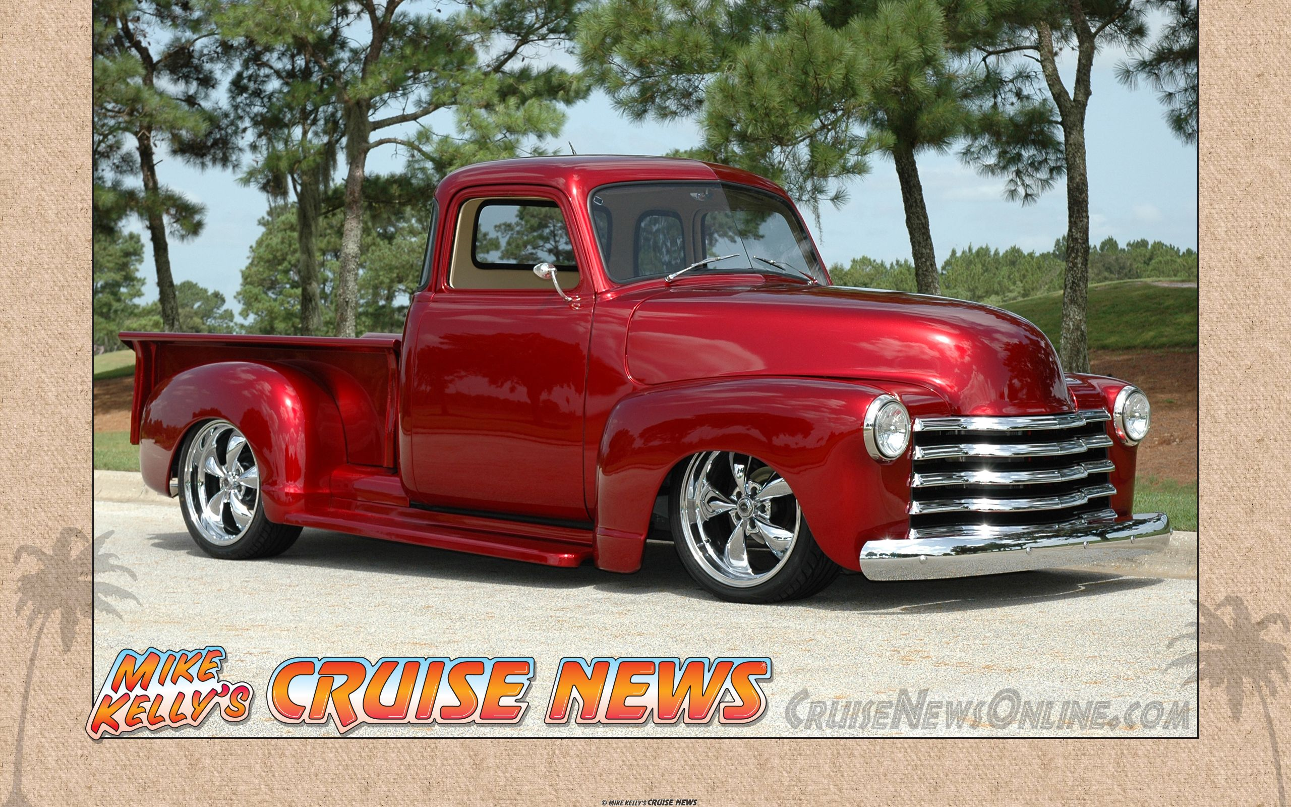 Special Items Mike Kelly S Cruise News 1949 Chevy Truck Chevy Trucks Chevrolet Trucks