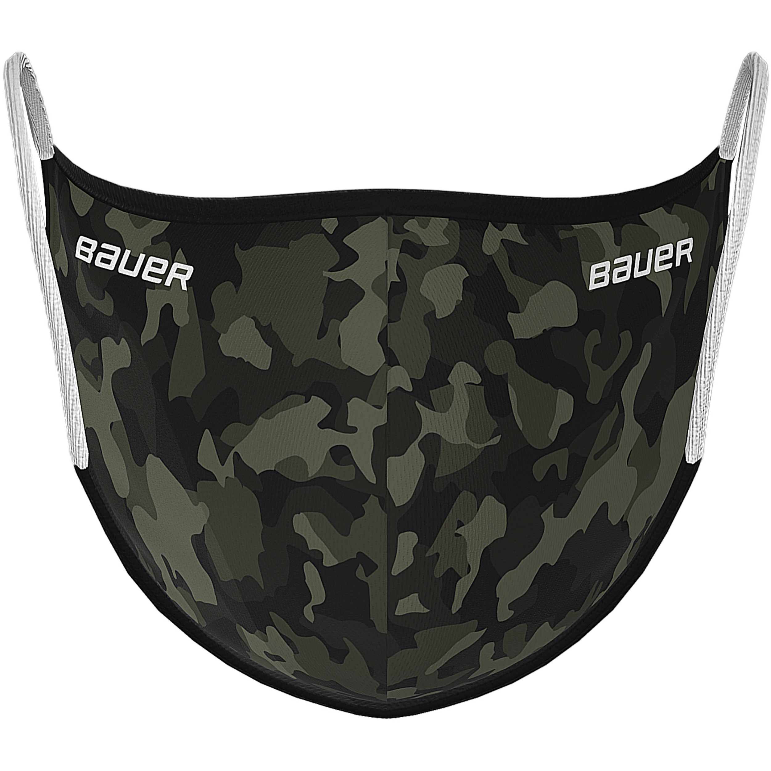 Bauer Reversible Fabric Face Mask Bauer In 2020 Face Mask Hockey Mom Bauer