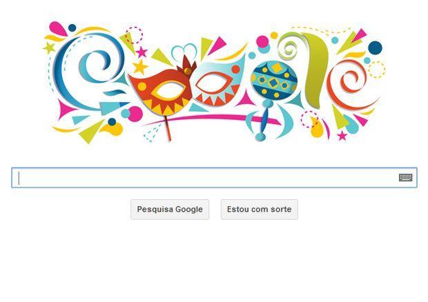Carnaval no Brasil é homenageado pelo Doodle do Google | Design ...