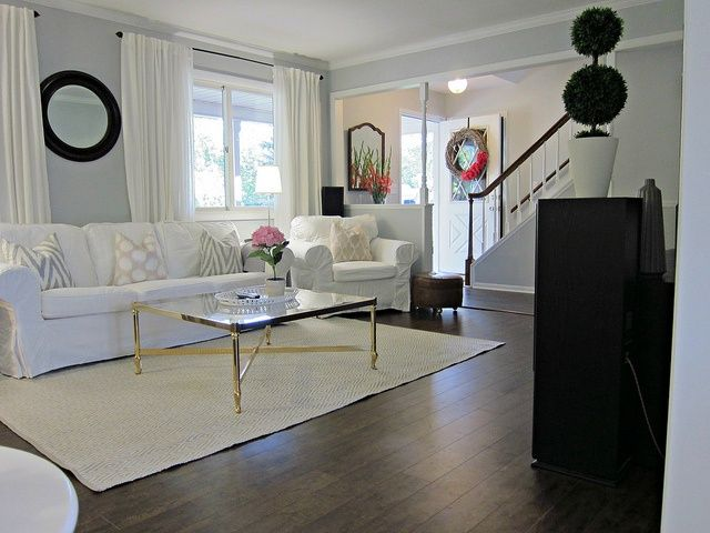 Family Room Paint Colors gray | favorite paint colors blog-edge of nightdutch boy