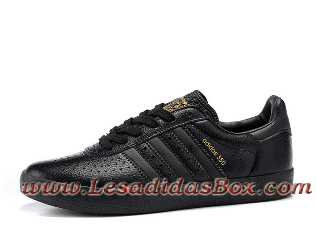 Adidas Originals Homme Chaussures 350 Spzl NoirOr Adidas