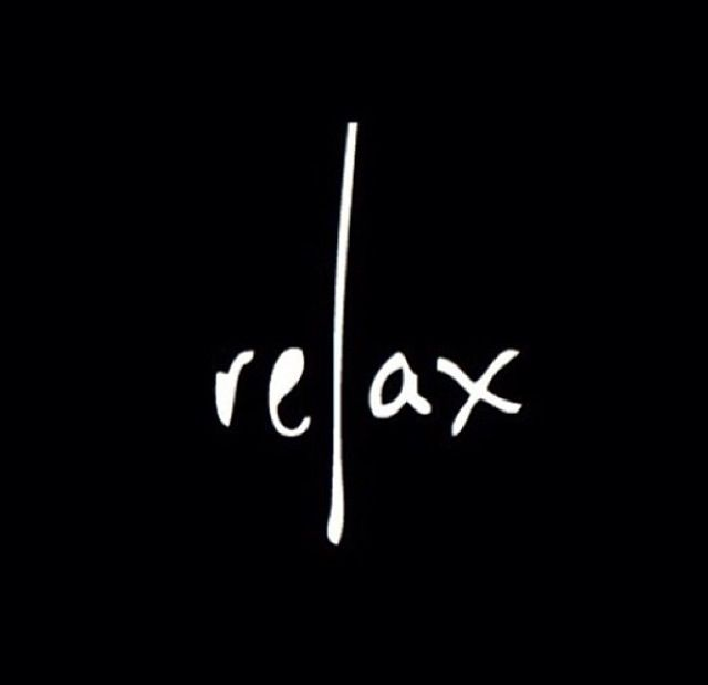 #relax