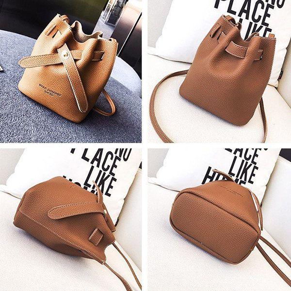 Hotsale designer Fashion Casual Bucket Bag Shoulder Bag