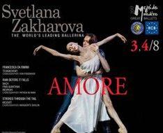 "★ Prima Bolshoi ballerina, Svetlana Zakharova presents ""Amore"" ★ #svetlanazakharova #bolshoi #amore #limassolballetfestival #limassolevent https://plus.google.com/+PissouribayCyp/posts/5JuZkgDxMbi"