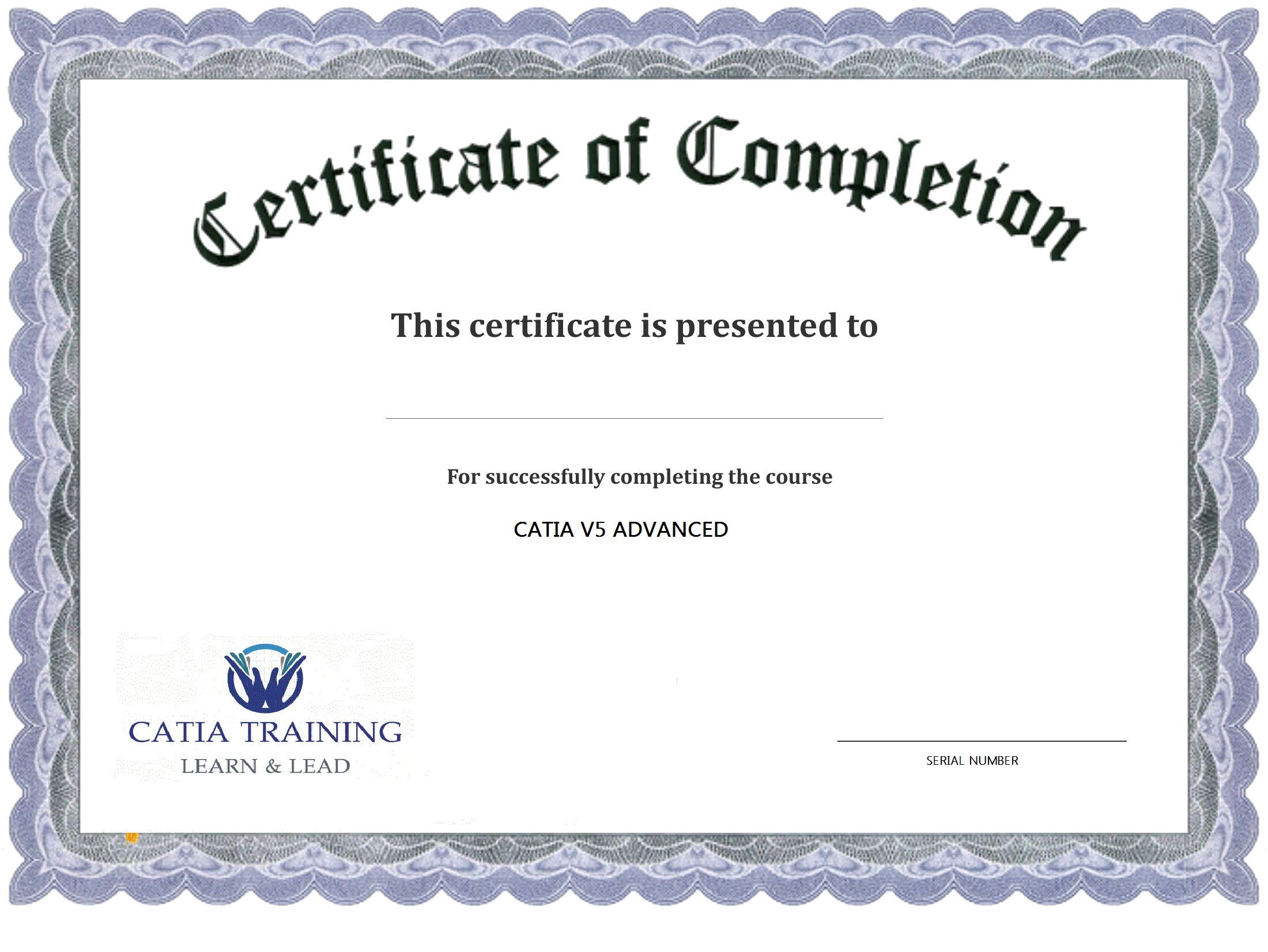 Image result for certificate of completion template supplies image result for certificate of completion template yadclub Gallery