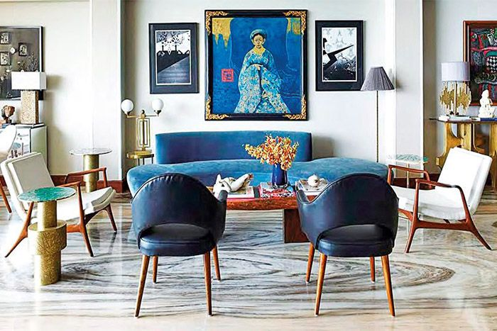 Interior Designer Vikram Goyal On Transforming Mundane Houses Into