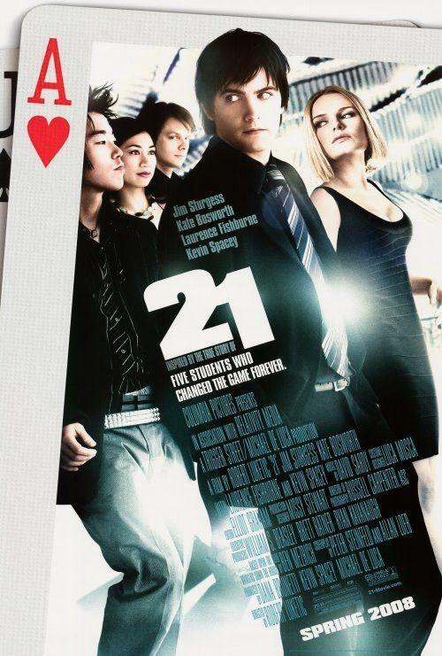 21 27x40 Movie Poster 2008 I Movie Casino Movie Film