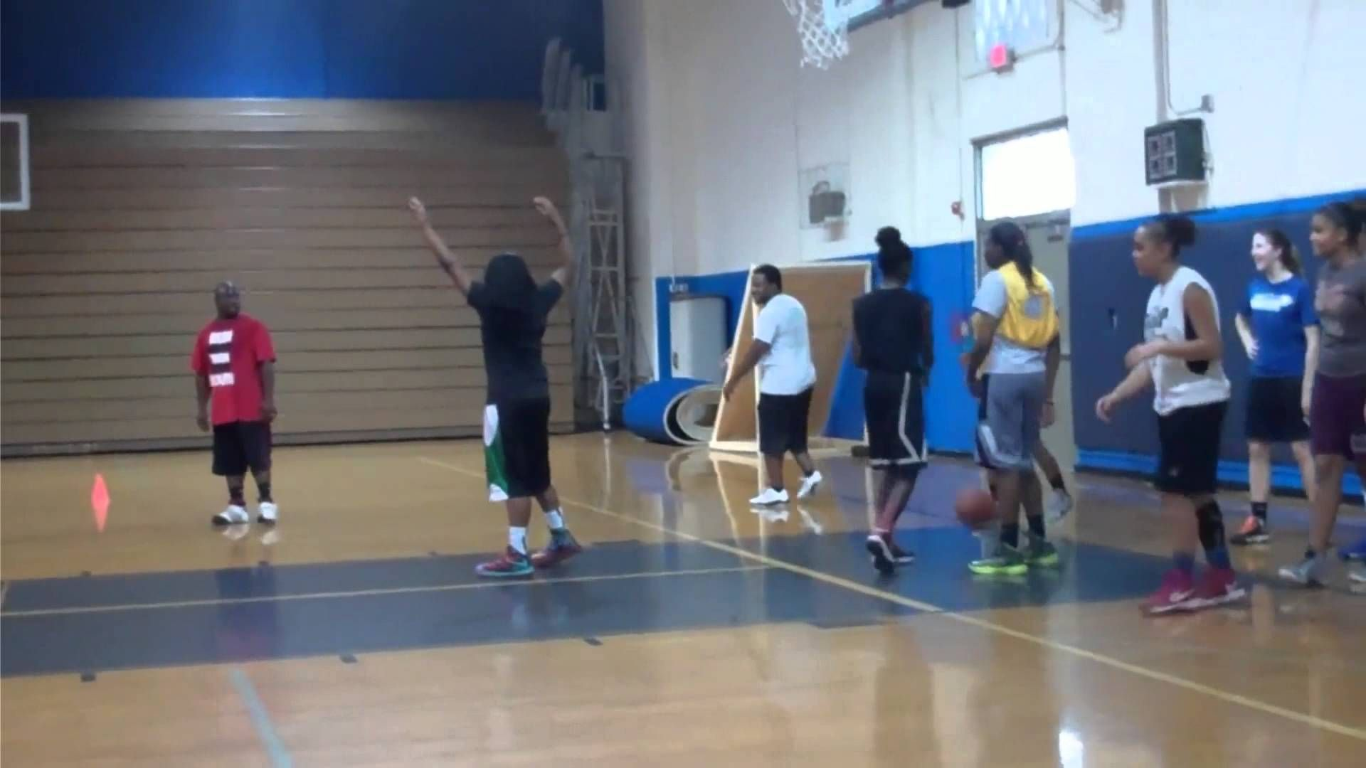 Titans 2014 Basketball Camp Gifford By Stephen Canuel