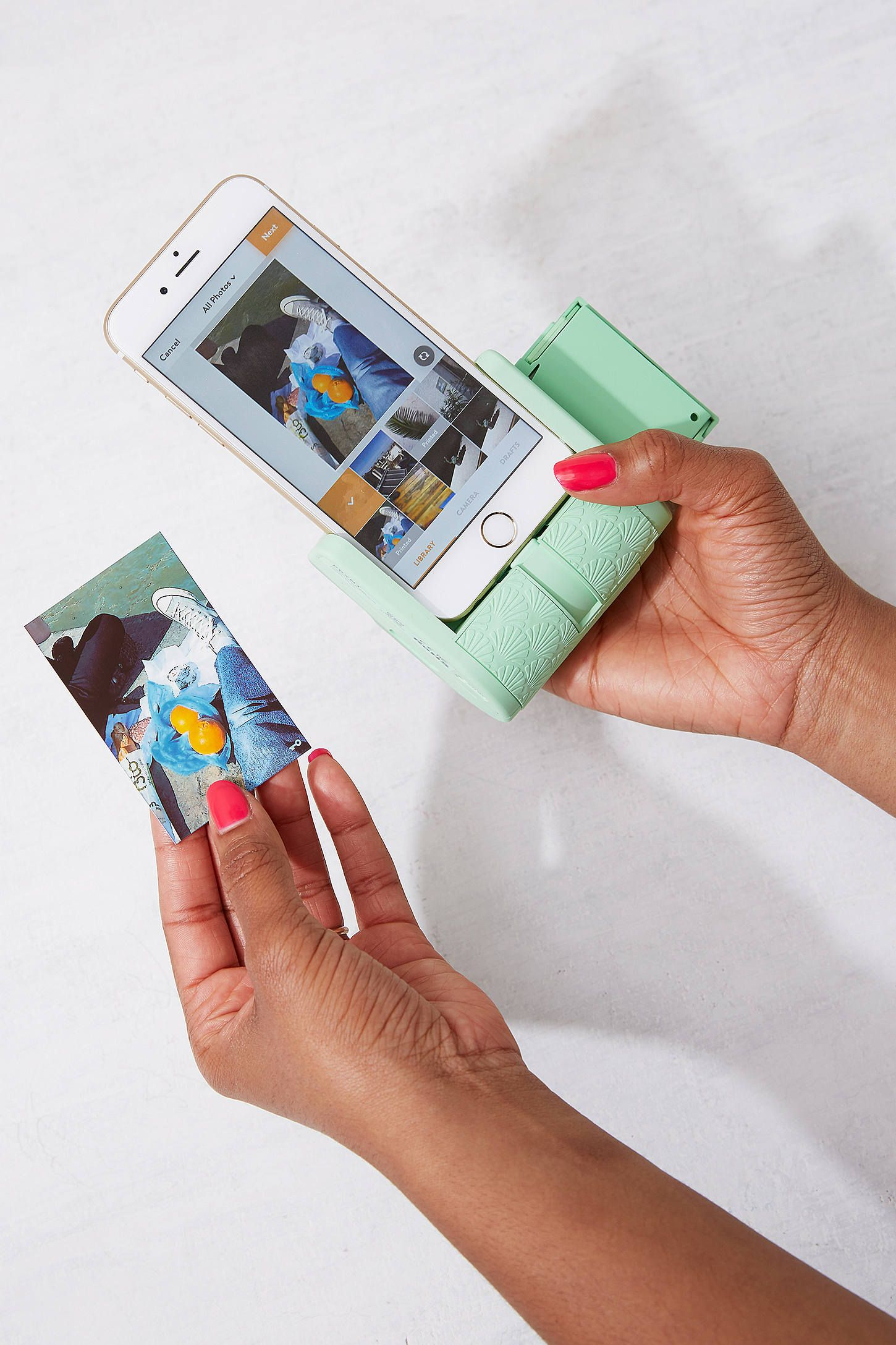 huge discount 9bbb0 8d42f Shop Prynt Pocket SmartPhone Photo Printer at Urban Outfitters today ...