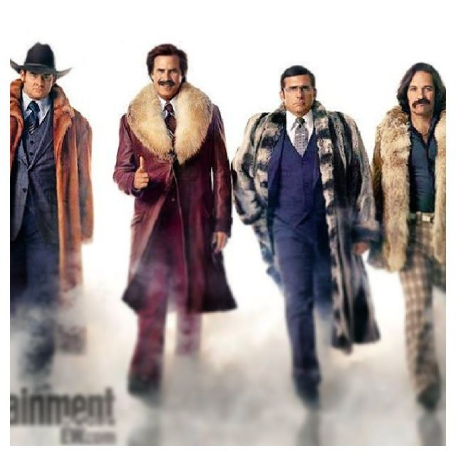 Anchorman 2 was incredibly funny omg laughed almost the entire time. Tied up with The Heat!!!