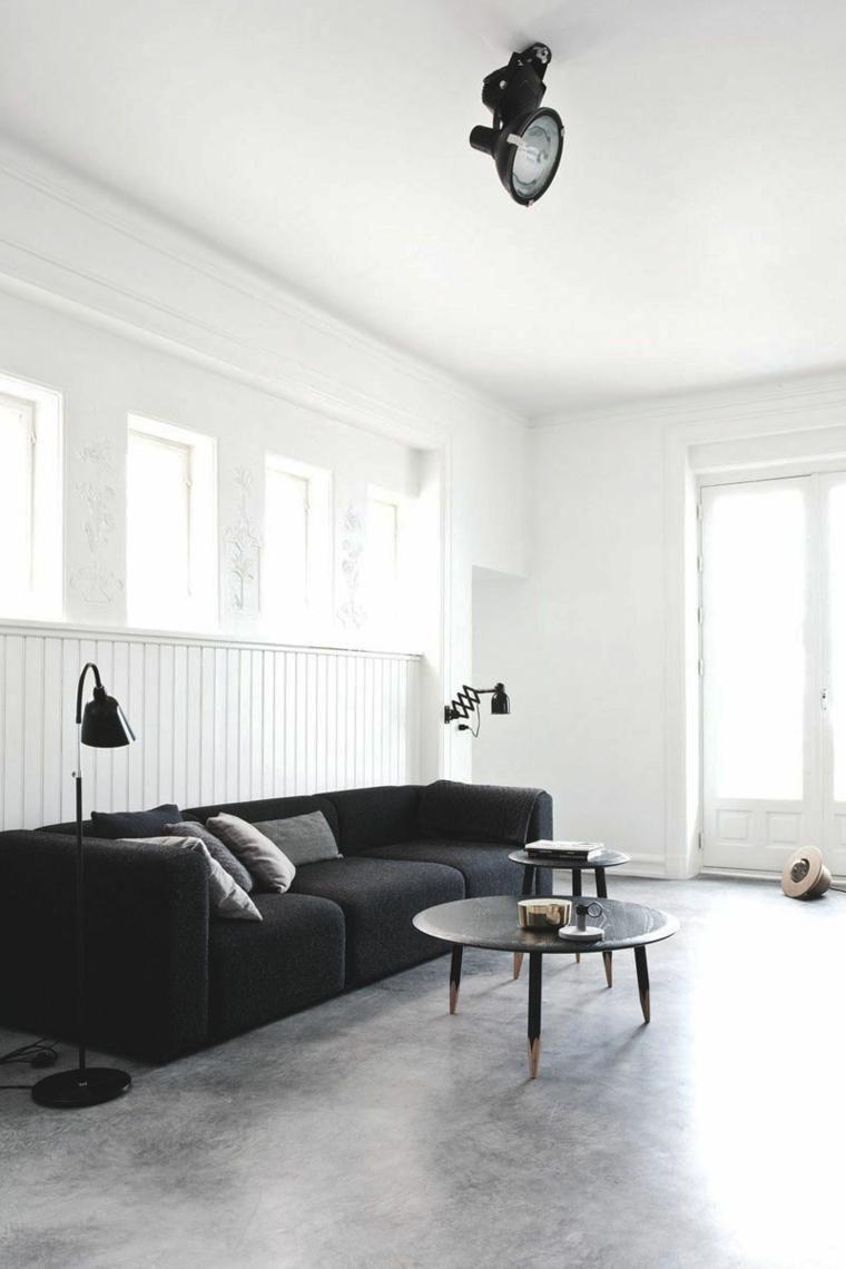 Badezimmer dekor grau beton poliert  fotos die uns wertvolle böden zeigen  haus and