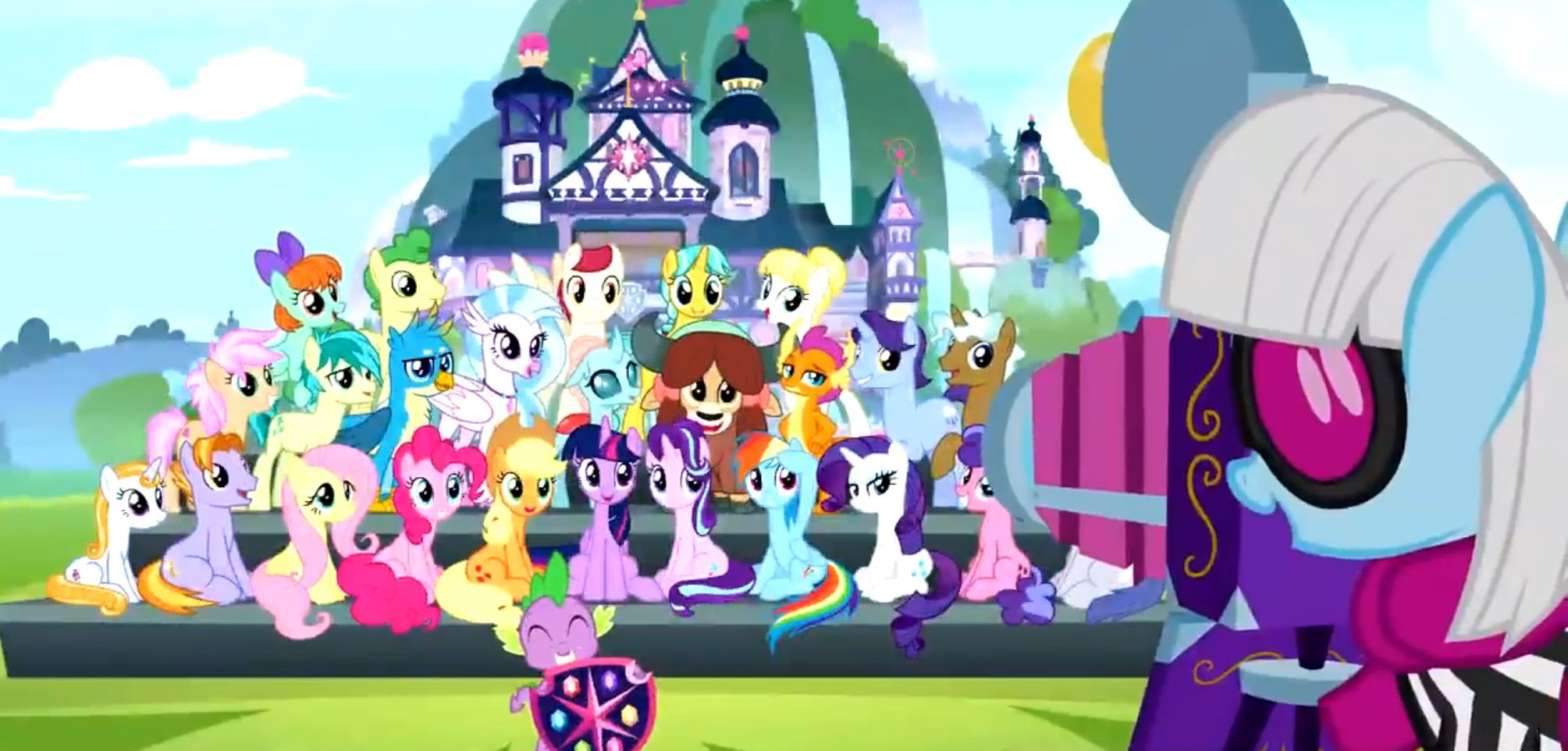 My Little Pony Friendship Is Magic Dog And Pony Show