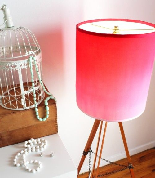 16 diy lamp makeovers and ideas you can do yourself lampshade 16 diy lamp makeovers and ideas you can do yourself solutioingenieria Images
