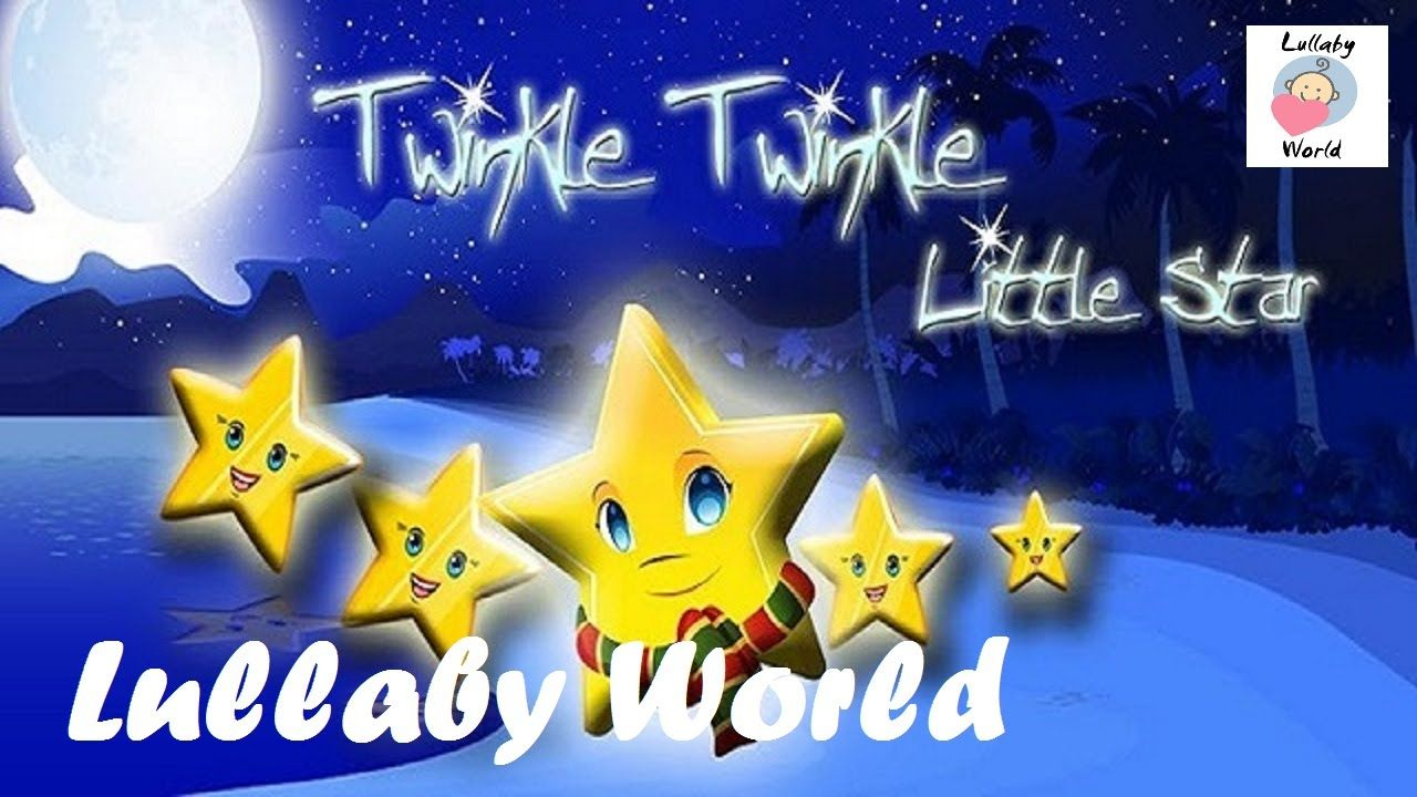 8 hours twinkle twinkle little star lullabies for for Youtube musica per dormire