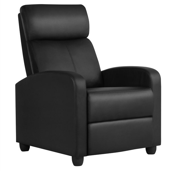 Home Recliner chair, Leather recliner, Upholstered sofa