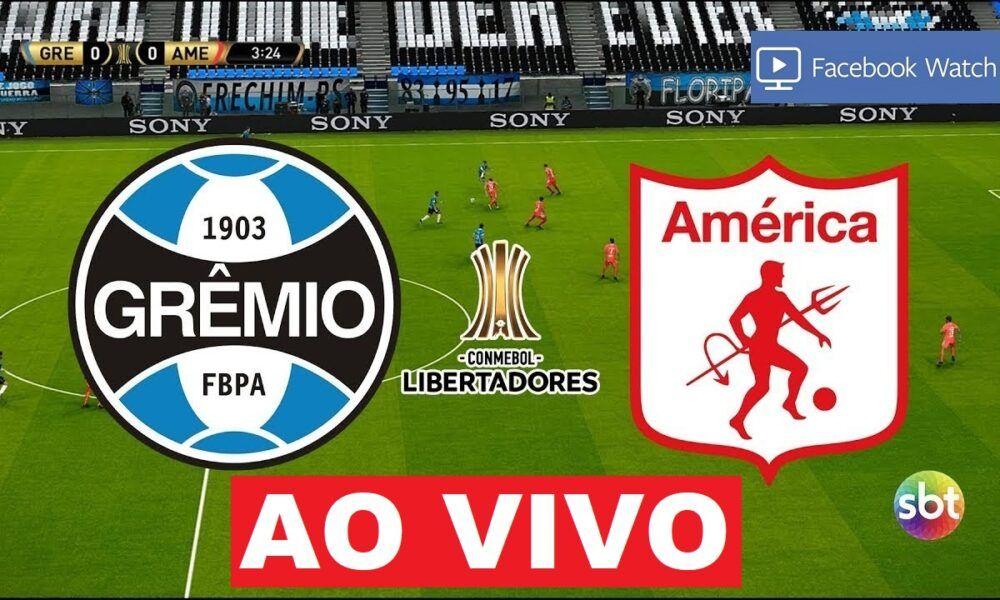 Gremio X America Di Cali Copa Libertadores Ao Vivo Cali Grande Jogo Viver Sozinho