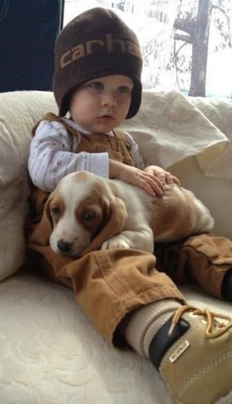 his best buddy