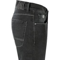 Photo of Otto Kern denim pants men, cotton stretch, black Otto Kern