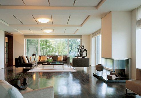 Korean Contemporary Modern Houses Interior Manor House Interior Country House Interior