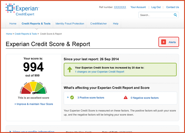 Pin On Credit Report