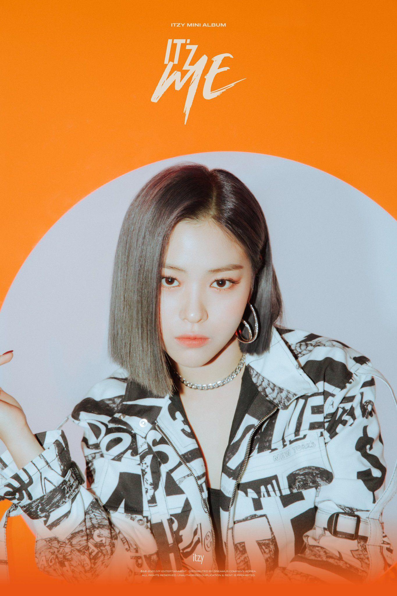 Itzy On Twitter In 2020 Itzy Mini Albums Kpop Girls
