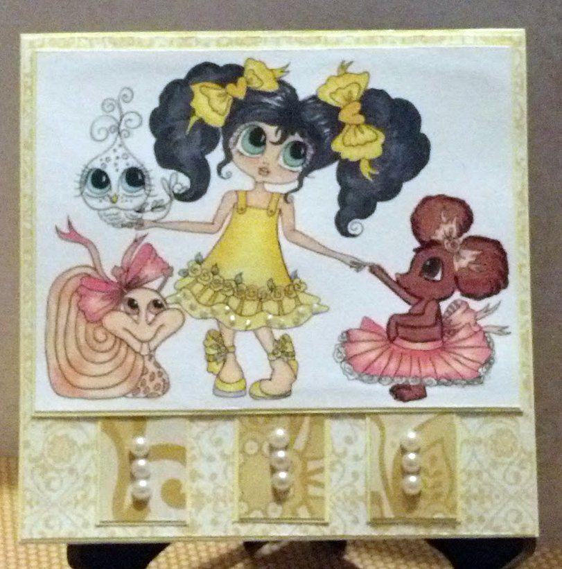 EMA-gination: PMS Anything Goes Challenge, Scrapbook Stamp Society