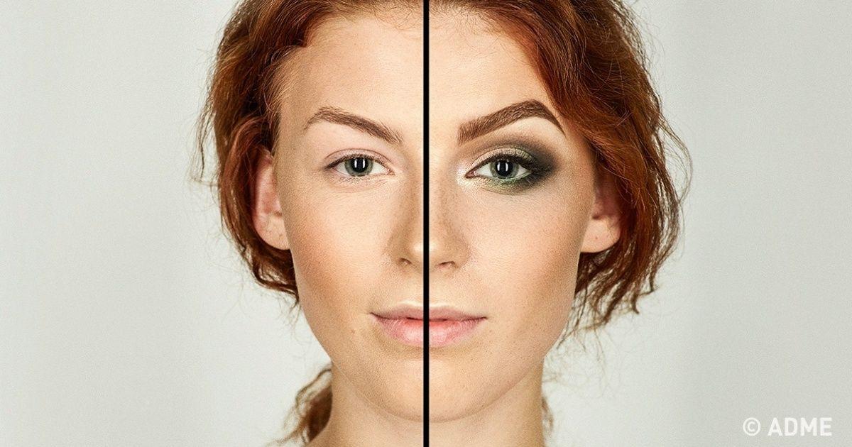 маяк открыть глаза с помощью макияжа фото эта
