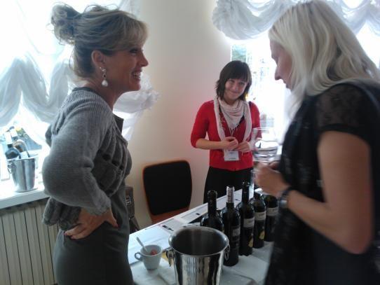 i vini della Puglia in Estonia per incontrare direttamente gli importatori. #B2BEstonia