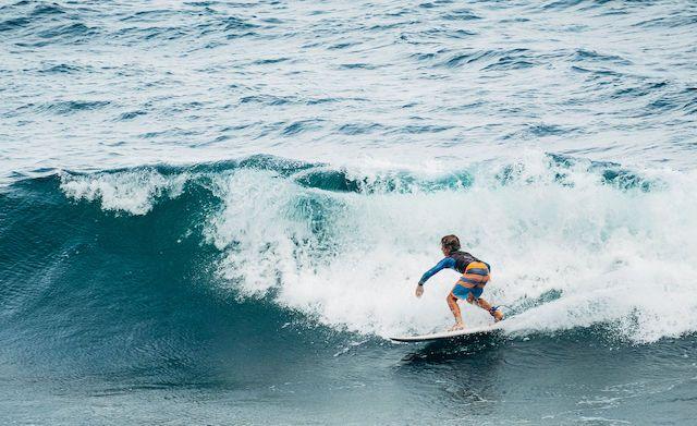 Photo by Zeus Leo on EyeEm Surfing, Ocean, Outdoor