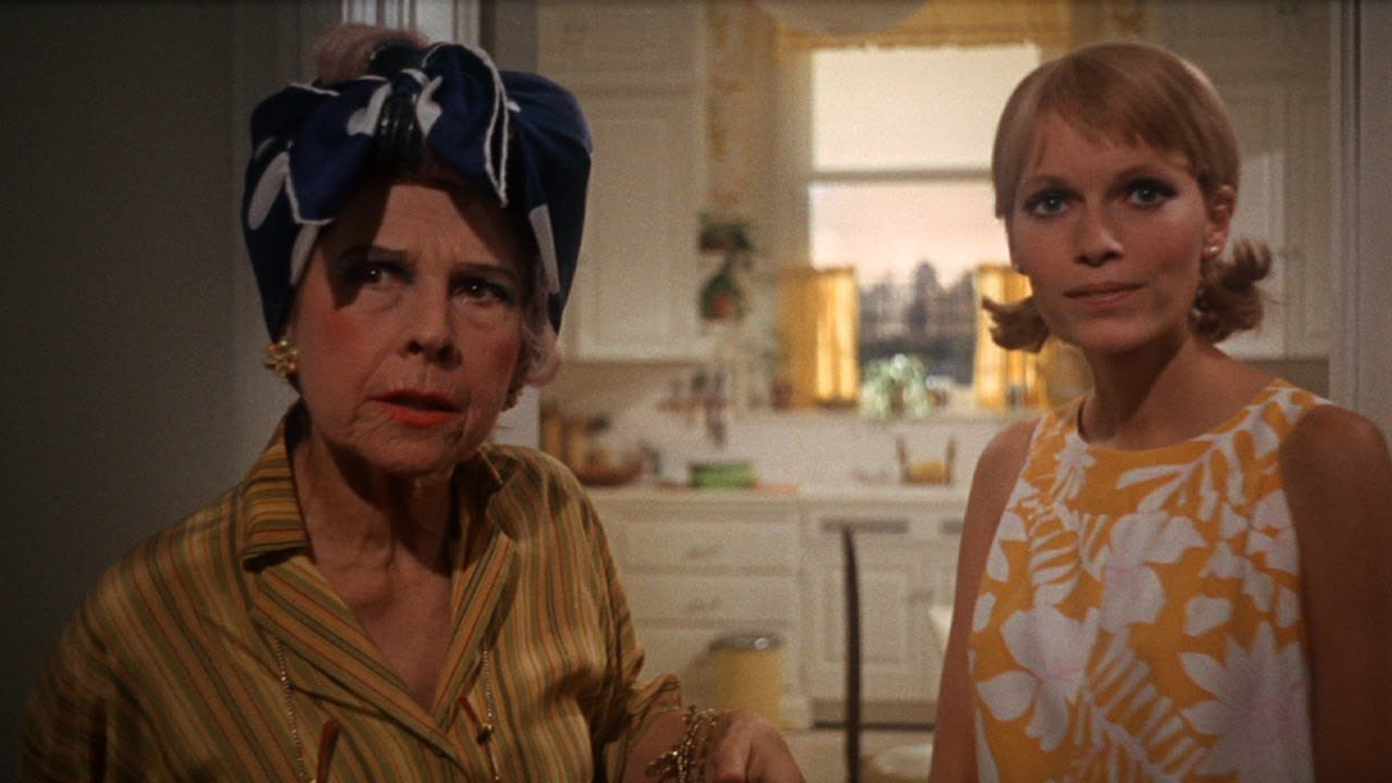 Image result for rosemary's baby 1968 oscar
