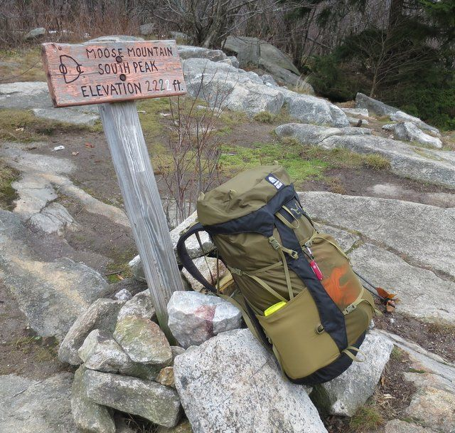 fe61e093db Granite Gear Crown 2 - 60L Backpack Review - http   sectionhiker.com