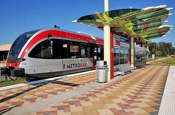 Riding The Metrorail In Austin With Kids Train Light Rail
