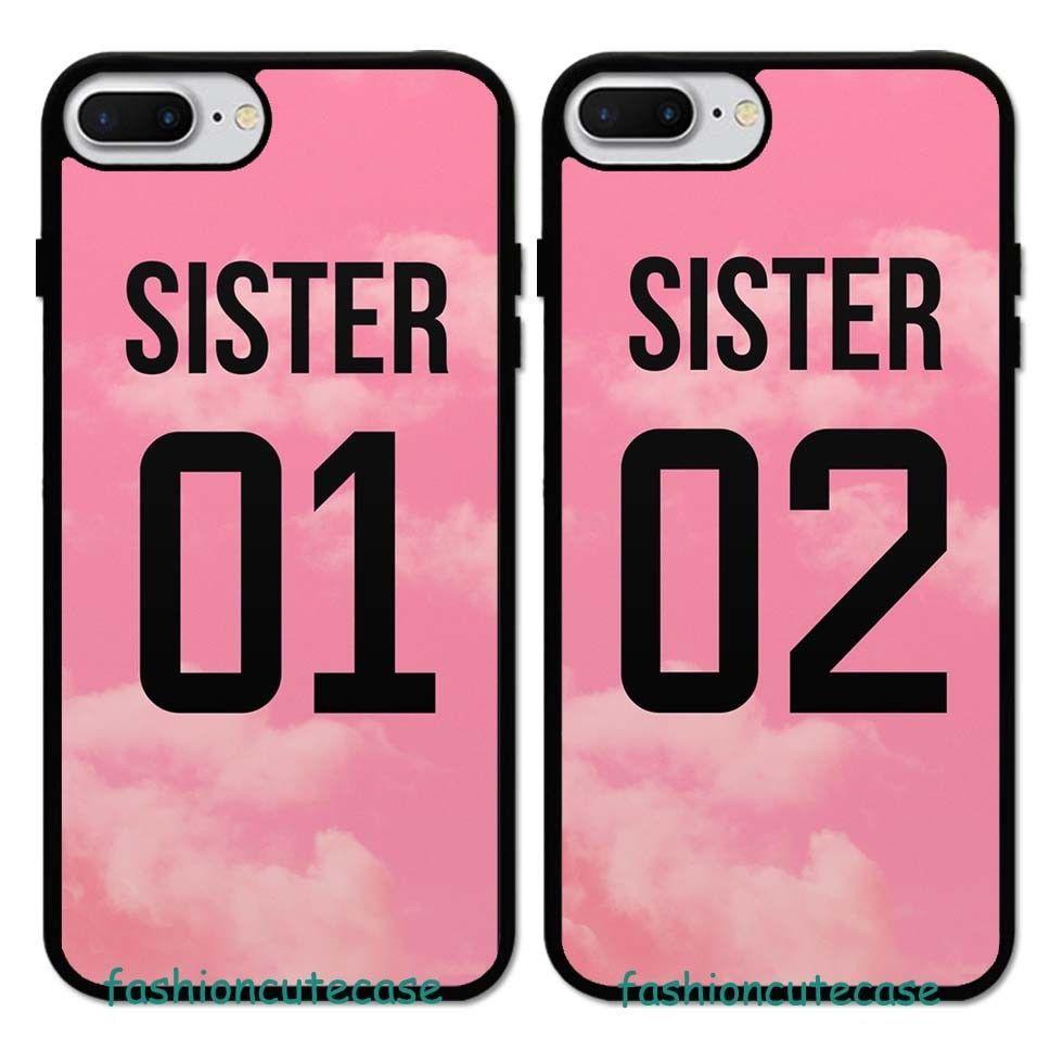coque iphone 8 plus sister