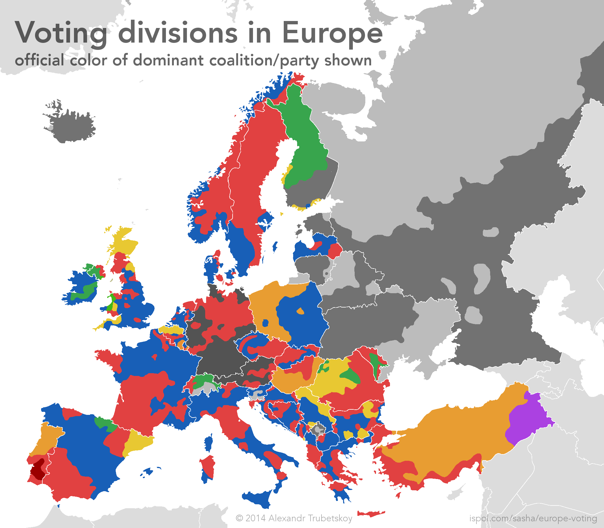 europe voting u2013 sasha trubetskoy maps pinterest european