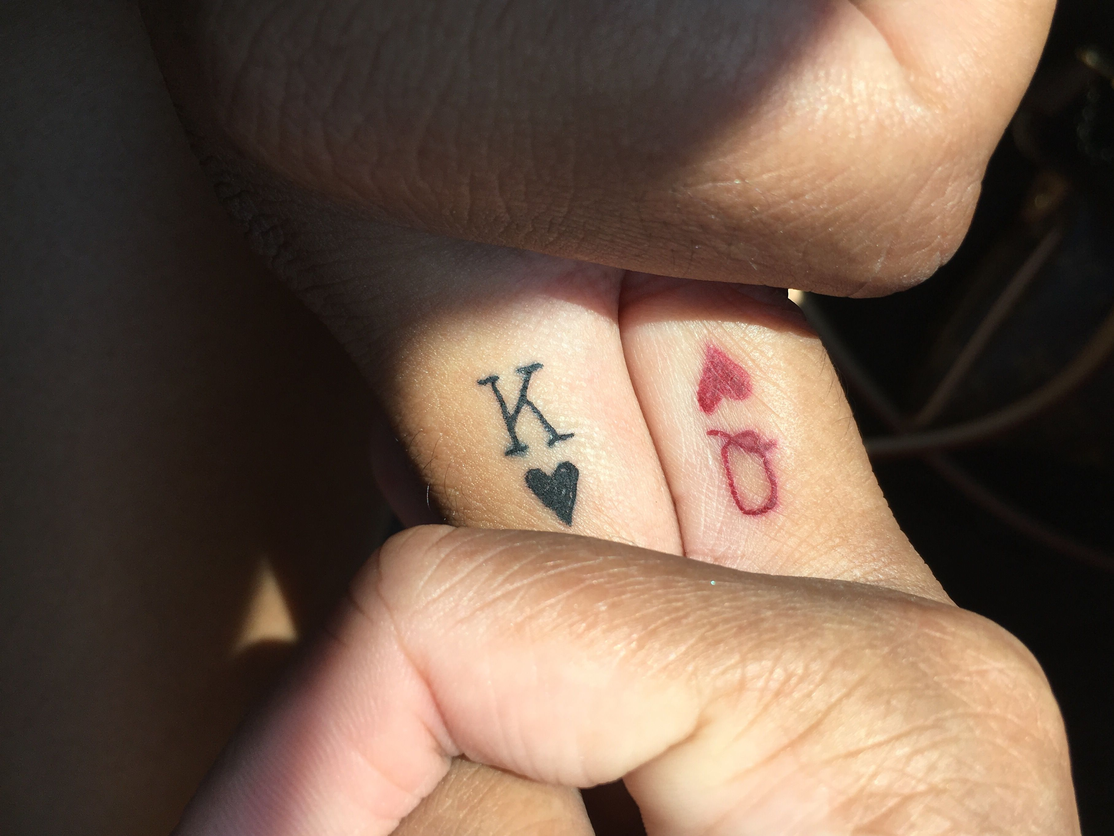 Pin By Adukart On Sister Tattoo Designs Hand Tattoos Couples