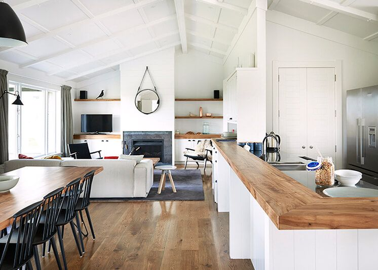 Hawkes Bay born architect Andy Coltart design classic, contemporary ...