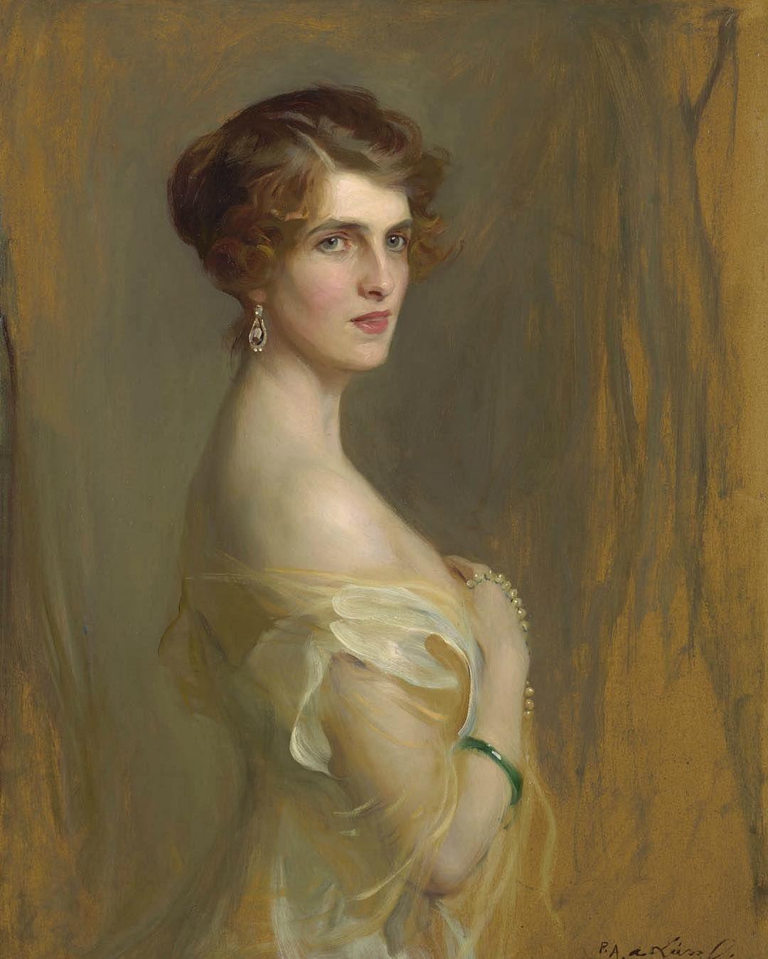 Viscountess Chaplin by Philip de Laszlo