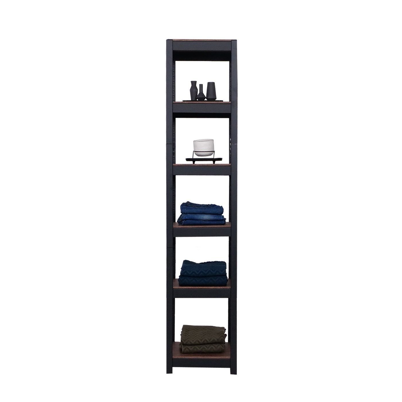5 Shelf Module in Black