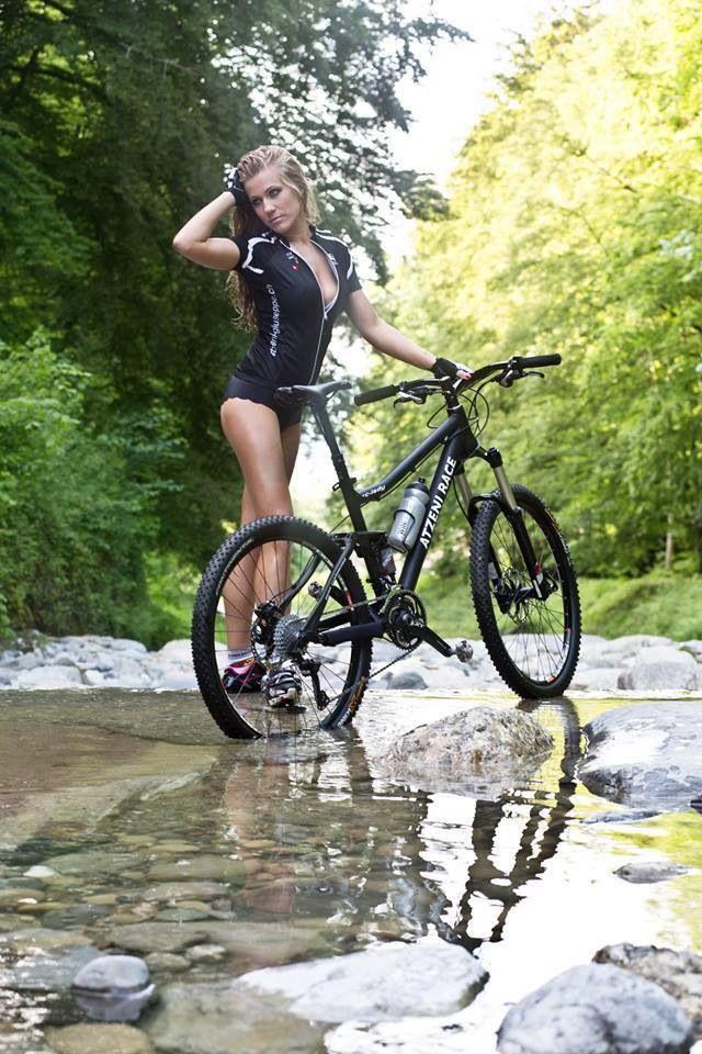 Mai Incontrate Nei Miei Giri Ragazze Così Biking Mtb