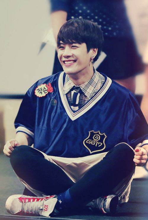 Jackson is so CUTE! #GOT7 #JacksonWang #UltimateBias ...