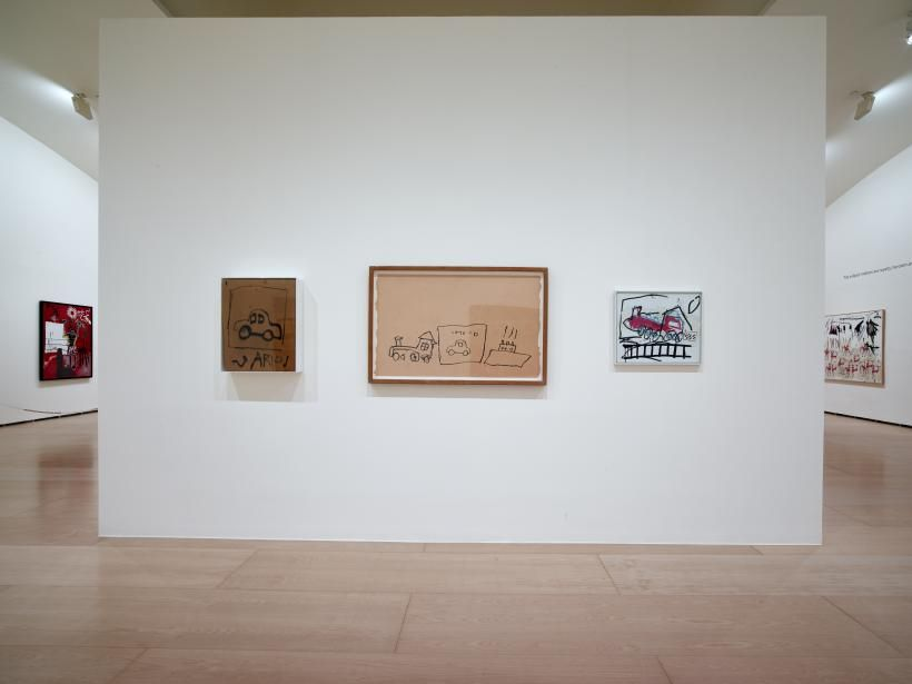 Jean Michel Basquiat Now S The Time Guggenheim Bilbao Jean Michel Basquiat Basquiat Jean Michel